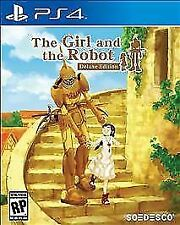 Girl and the Robot Deluxe Edition (Sony PlayStation 4) PS4 new sealed video game