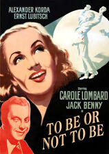 To Be Or Not To Be [New DVD]