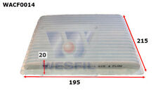 WESFIL CABIN FILTER FOR Toyota Yaris 1.0L, 1.3L 2005-on WACF0014