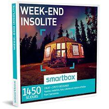 Avis - Smartbox Week-end Insolite