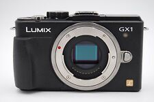 Panasonic Lumix DMC-GX1 16.0MP 3'' SCREEN DIGITAL CAMERA (NO BATTERY)