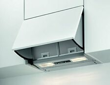 Weiße dunstabzugshauben mit energieeffizienzklasse d und 60 cm