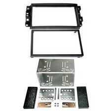 ct23cv01a Chevrolet Aveo Captiva Epica Kalos Doppel DIN Blende Panel Käfig Set
