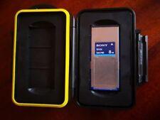 estuche protector Porta Memoria Ruggard Y Memoria Sony Sxs pro 8gb