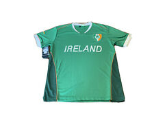 Men's Striker Ireland Soccer Jersey Short Sleeve | Sz S | NWT 🔥