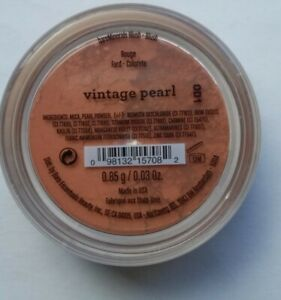 bareMinerals Bare Escentuals Vintage Pearls Collection Blush Rouge 0.85g/ .03 oz