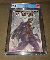 Joker: Year of the Villain #1 (Parrillo Variant Cover A) Scorpion Comics CGC 9.8