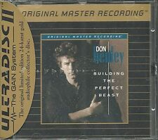 Henley, Don Building the Perfect Beast MFSL GOLD CD NEU OVP Sealed UDCD 705