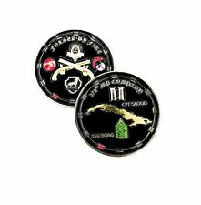 372 Military Police MP Command US Army Guantanamo Bay Challenge Coin