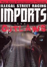 Imports and Outlaws (DVD, 2004) NEW