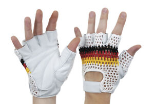 Fahrradfahrer-Handschuh Nappa With Strengthening, Cycling Gloves, Road, Hand
