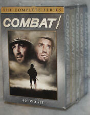 Combat : The Complete Series Collection (Vic Morrow, Rick Jason) 40 DVD Box Set