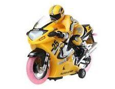 À batterie R / C télécommande motos de course jouet 4 kids sur 3 27mhz