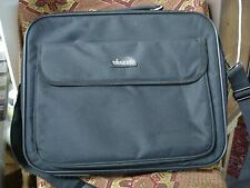 vivanco Laptop Tragetasche variabel bis 17 Zoll mit neun Fächer gepolstert
