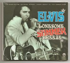 "ELVIS PRESLEY CD ""LONESOME SUMMER BREEZE"" 2012 STRAIGHT ARROW AUGUST 25 1972 DS"