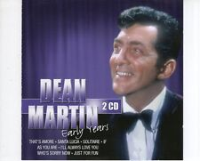 CD DEAN MARTIN	early years	2CD EX+ (A1924)