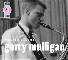 Gerry Mulligan Mosaic Select (CD Set, Apr-2007, 3 Discs, LIMITED to 500 Copies)
