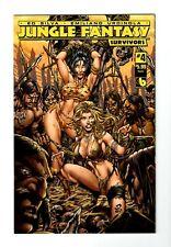 Jungle Fantasy Survivors (Boundless) #4 1st Print (NM-)