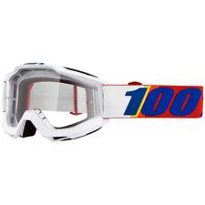 100% Percent Accuri Goggle Minima Clear Lens MX Motocross ONE-50200-388-02