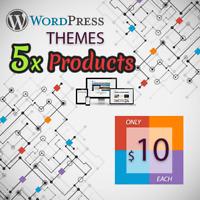WordPress Themes - Mega Collection