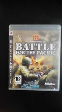 THE HISTORY CHANNEL BATTLE FOR THE PACIFIC  ED. ITA GIOCO INGLESE PS3 SIGILLATO