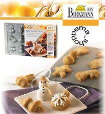emporte-pièces pour Desserts petits gâteaux - Hiver Noël Silicone RBV Birkmann