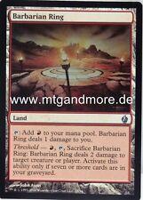 Magic premium Deck Fire & Lightning - 1x Barbarian anillo