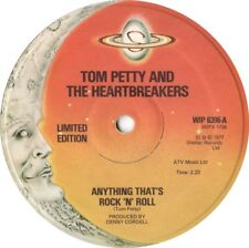 "TOM PETTY & THE HEARTBREAKERS Anything that's Rock'n Roll - 12"" Maxi Single - UK"