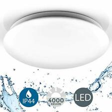 Bathroom LED Ceiling Lights Round Panel Down Light Living Room Kitchen Bedroom