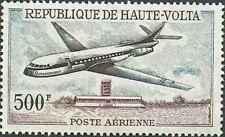 Timbre Avions Haute Volta PA47 * lot 25000