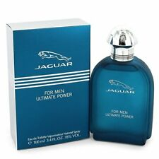 Jaguar Ultimate Power Eau De Toilette Spray 100ml Mens Cologne