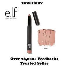 ELF E.l.f. Makeup Matte Lip Color Lipstick Coral #82461