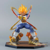 DRAGON BALL Z - FIGURA VEGETA / SUPER SAIYAN / VEGETTA FIGURE 15cm