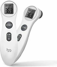 NON CONTACT DIGITAL INFRARED FOREHEAD THERMOMETER CONTACTLESS HANDHELD RELIABLE