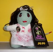 New Yarn Zombies JUJU Doll ANITA BRIDE Horror Gothic Voodoo  Figure BLOOD KNIFE