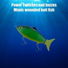 new style Moving Fishing Lures Water Activated Lifelike Swimbait Hard Bait