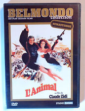 RARE DVD COLLECTION BELMONDO N° 18  / L'ANIMAL - FILM DE CLAUDE ZIDI