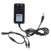 AC Adapter for DOGTRA Charger + Splitter Fits 110v BC12V300 5.5mm 180NCP 1900NCP