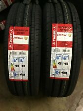 NEW 2 X 195 70 R15C 104/102R M+S THREE A EFFITRAC NEW TYRES AMAZING WET GRIP C