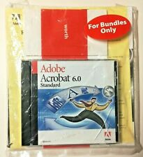 Acrobat Version 6.0 Standard Sealed Windows w/ Manual NIP