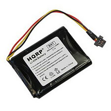 Hqrp 950mAh Li-Ion Rechargeable Battery Replacement for TomTom R2, Pro 4000 Gps