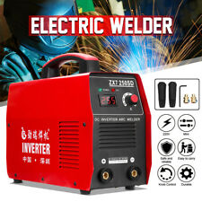 220V/380V Welder Inverter ARC 250Amp Welding Machine DC iGBT Stick