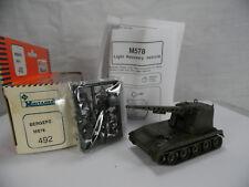 ro266, Roco Minitanks 492 M578 Bergepanzer recovery tank 1:87 BOX mint