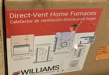 Williams 30,000 Btu In Wall Furnace With Thermostat
