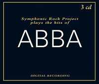 SYMPHONIC ROCK PROJECT - PLAYS THE HITS OF ABBA  3 CD NEU