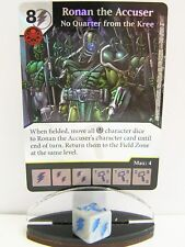 Dice Masters - 1x #107 RONAN THE ACCUSER no Quarter from the Kree FOIL-GUARDIA