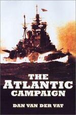 Atlantic Campaign, Van der Vat, Dan, 1841581240, Book, Acceptable