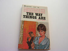 THE WAY THINGS ARE  1964  ROBERT MCKAY    INCREDIBLY SEXY  BUSTY COVER     FINE-