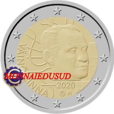 2 Euro Commémorative Finlande 2020 - Vaino Linna UNC NEUVE