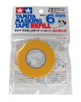 TAMIYA RICARICA NASTRO MASCHERANTE 6 MM  MASKING TAPE REFILL 6 MM  ART 87033